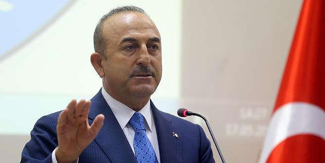 Çavuşoğlu'dan 'Adil Öksüz' açıklaması