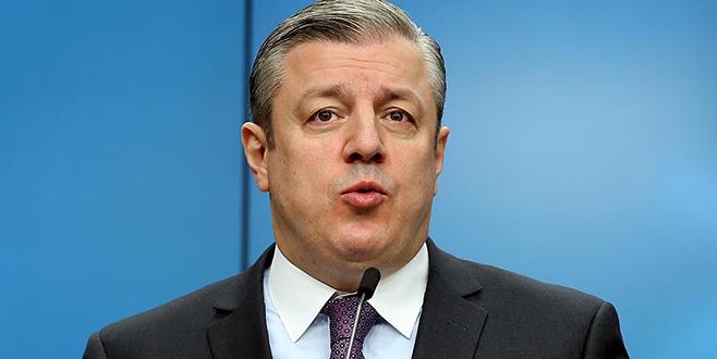 Gürcistan Başbakanı istifa etti