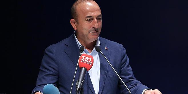Dışişleri Bakanı Çavuşoğlu'ndan FETÖ açıklaması