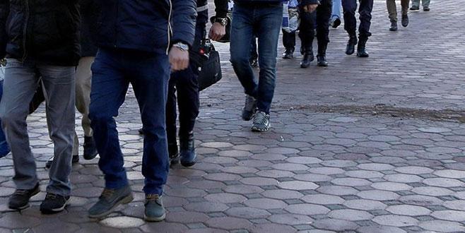 FETÖ'nün TSK yapılanması soruşturmasında 20 tutuklama
