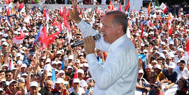 Cumhurbaşkanı adaylığı şartlarına Demirtaş düzenlemesi!