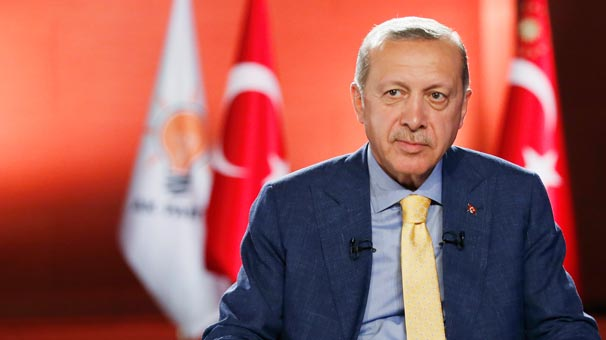 Cumhurbaşkanı Erdoğan: Yeni dönemde kesinlikle yok edeceğiz