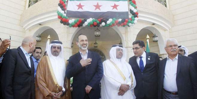 Katar,  muhaliflere  para musluğunu kesti
