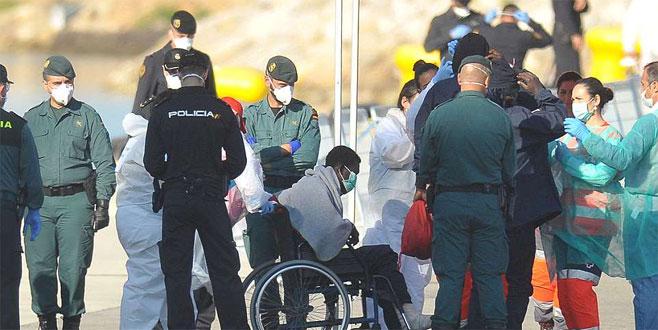 Akdeniz'deki göçmen krizi sona erdi