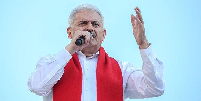 Yıldırım: İstanbul 'evet' dediyse Türkiye 'evet' demiştir