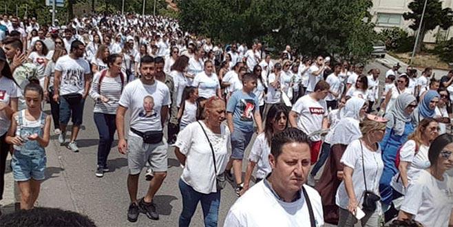 Fransa'da binlerce kişi Engin için yürüdü