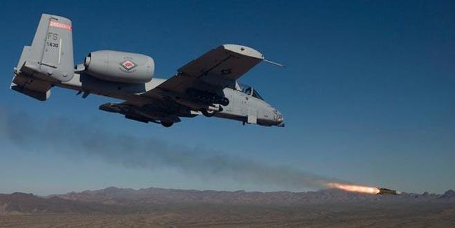 Flaş iddia: ABD uçakları Esad güçlerini vurdu