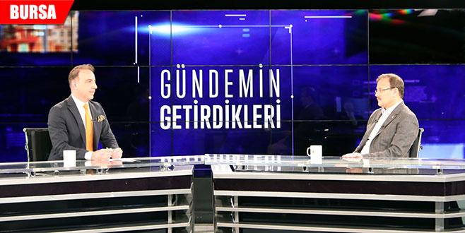 Çavuşoğlu: 'Kararlı ve net tavırlar terör örgütünü bitme noktasına getirmiştir'