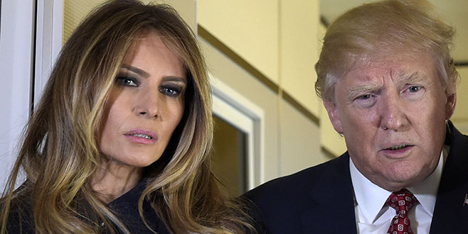 First Lady'den Trump'a eleştiri