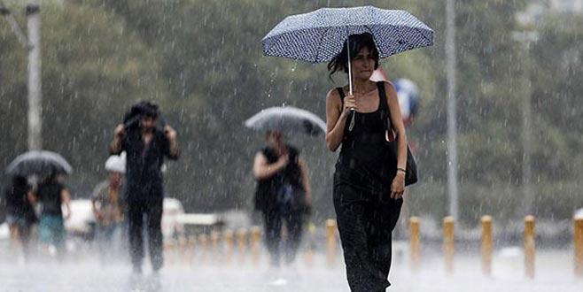 Bursalılar dikkat! Serin ve yağışlı hava geliyor