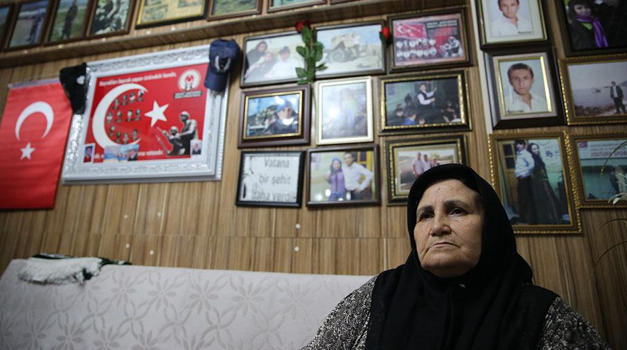 CHPBursaİl Başkanlığı'ndan 'şehit annesine saldırı' açıklaması