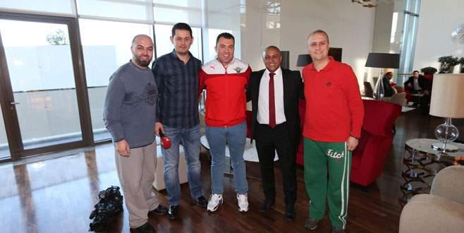 Roberto Carlos, Side kampında Olay Spor'a konuştu