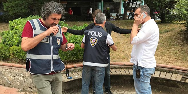 Bursa'da 6 noktada eş zamanlı operasyon