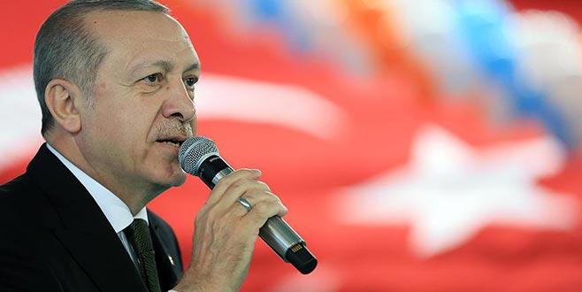 Cumhurbaşkanı Erdoğan'dan 'Vakit daha da büyüme vakti' paylaşımı