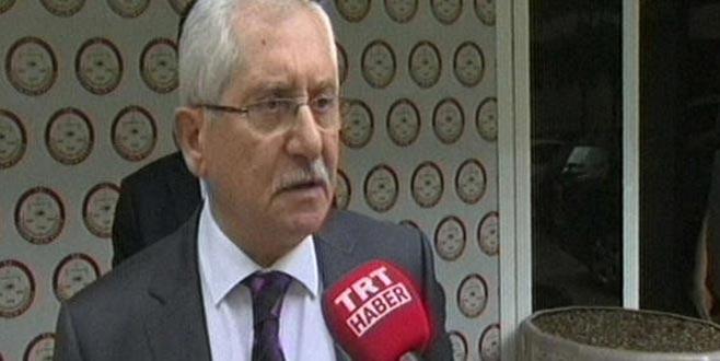 YSK Başkanı açıkladı: Gözaltına alındı