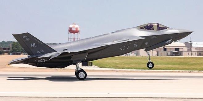 Pentagon F-35'lerin teslim tarihini açıkladı