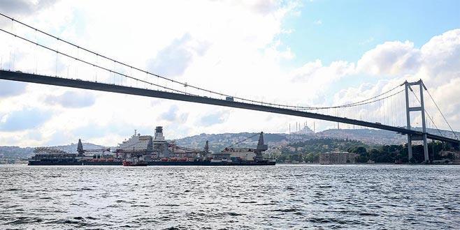 Dünyanın en büyüğü! Üçüncü kez İstanbul'da