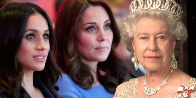 Kraliyetten veto: 6 ay davetlere katılamayacak