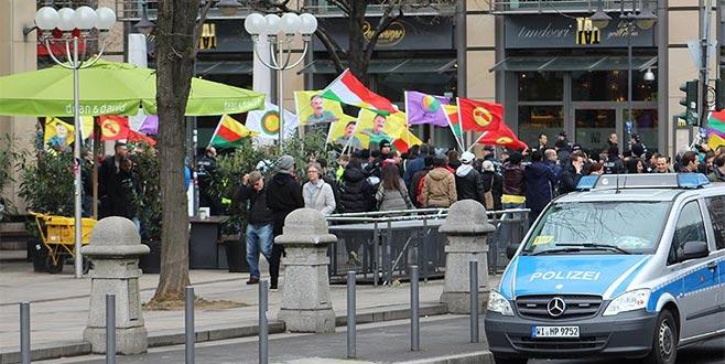'PKK Avrupa'yı lojistik üs olarak kullanıyor'