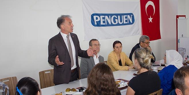 CHP'den Gençoğlu ailesine ziyaret