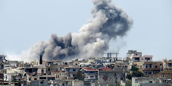 Esed ve İran Suriye'nin güneyinde operasyon başlattı