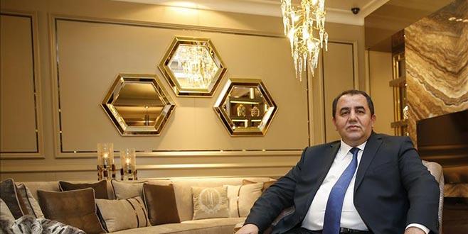 Rusların mobilyada tercihi Türkiye