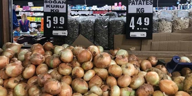 Patates ve soğana ithalat hamlesi