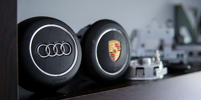 Bursalı firma Bentley ve Porsche için parça üretiyor