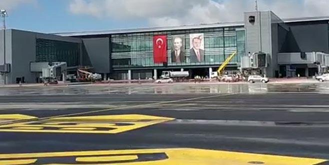 Yeni Havalimanı tarihi inişe hazır