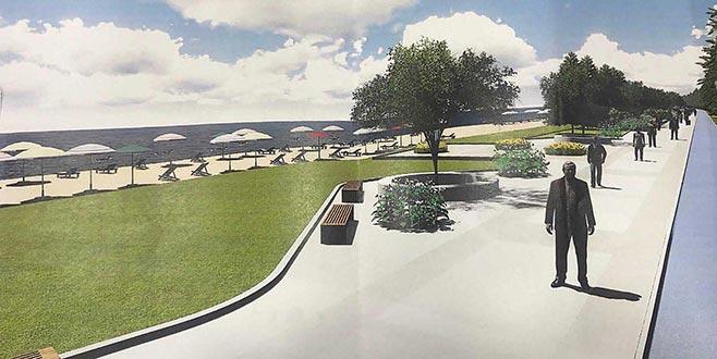 İznik Gölü'nün Orhangazi sahili turizme açılacak