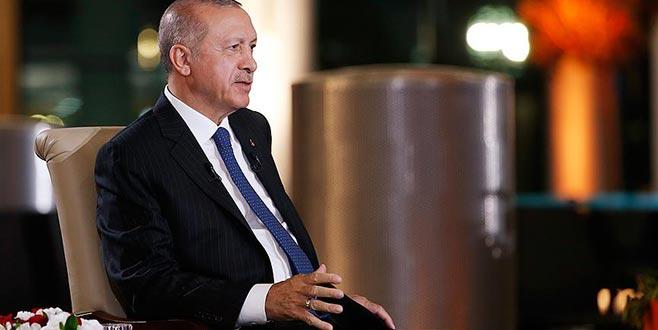 Cumhurbaşkanı Erdoğan'dan yeni sistem açıklaması
