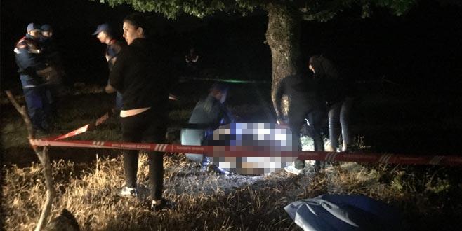 Bursa'da 2 kişi ormanda ölü bulundu