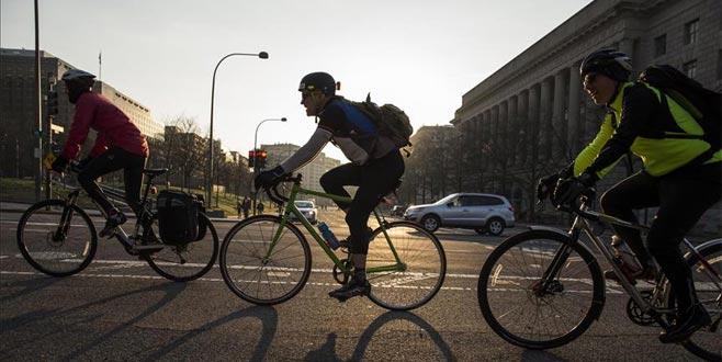 'Bisiklet de vasıta olarak sayılsın'