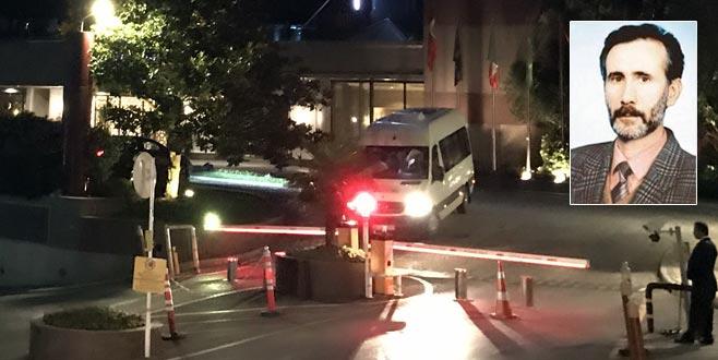 Lüks otelde operasyon: 'Yeşil'in sağ kolu yakalandı