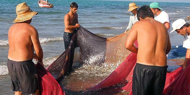 İznik Gölü'nde balıkçı beklentiyi karşılayamadı