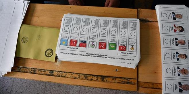 Oy pusulalarını saklamaya çalışan HDP müşahidi hakkında işlem
