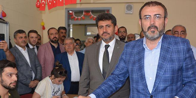 AK Parti Sözcüsü Ünal'ın oy kullandığı sandıktan 'Erdoğan' çıktı