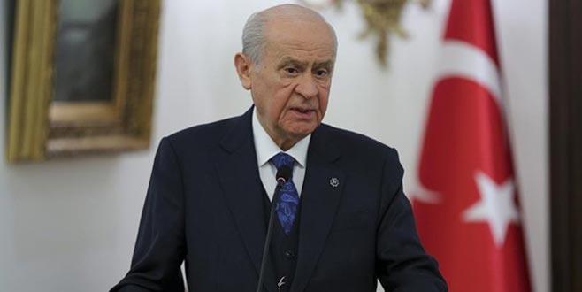 Bahçeli'den İYİ Parti'nin kurultay kararına yorum