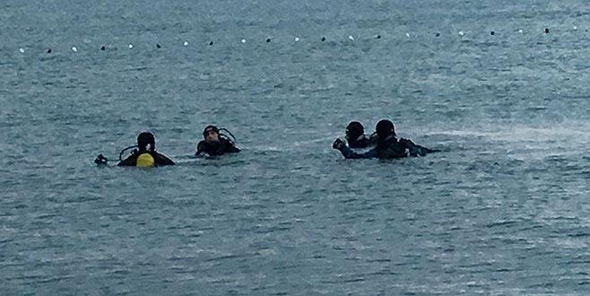 Bursa'da serinlemek için denize giren genç boğuldu