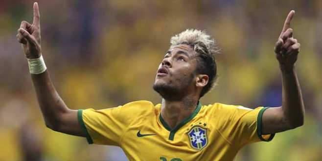 Neymar, Arda'ya hayran