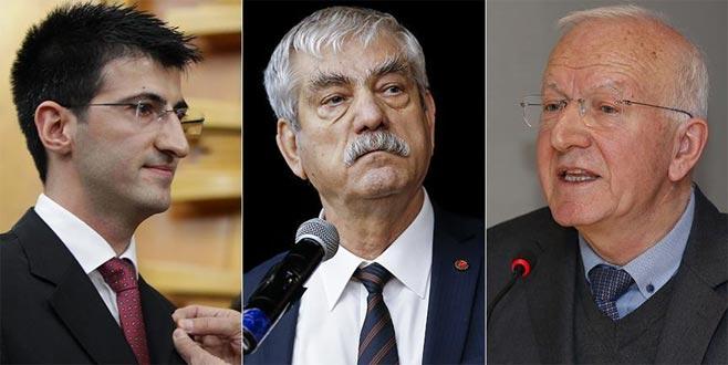 CHP'nin yeni yüzleri