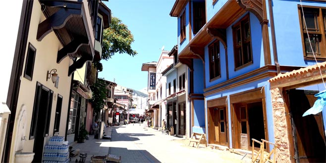 Bursa'ya yeni kültür merkezi