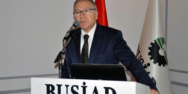BUSİAD-Doğan Ersöz Ödülü Borçelik'e