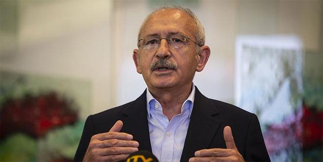 Kılıçdaroğlu'ndan olaganüstü kongre açıklaması