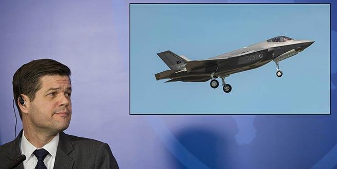 ABD: Türkiye'ye F-35 teslimatını engelleyebiliriz