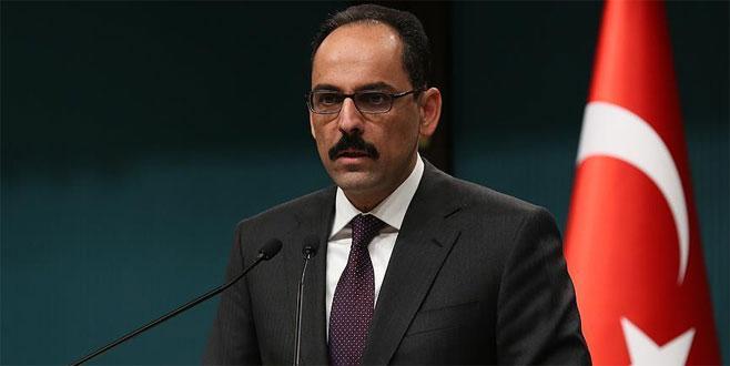 Cumhurbaşkanlığı Sözcüsü Kalın'dan kabine açıklaması!