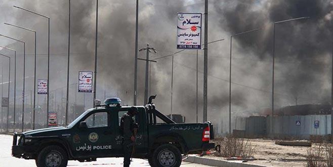 Taliban karakola saldırdı:16 ölü