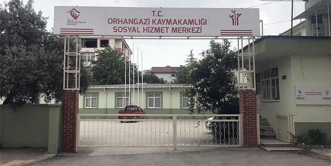 Orhangazi'de Sosyal Hizmet Merkezi açılışa hazır halde