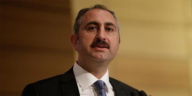 Adalet Bakanı'ndan FETÖ davalarıyla ilgili açıklama
