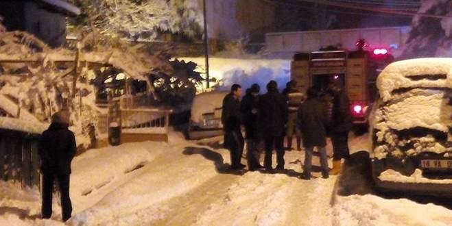 Bursa'da faciadan kıl payı dönüldü